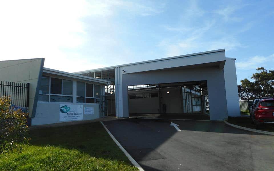 School of Special Education Burnie Refurbishment