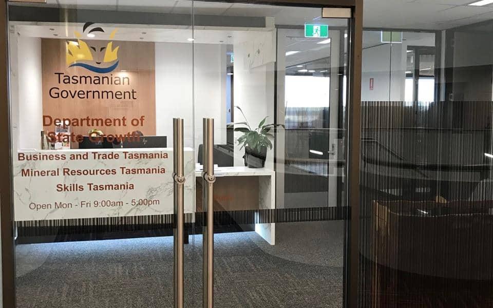 Department of State Growth, Internal Refurbishment